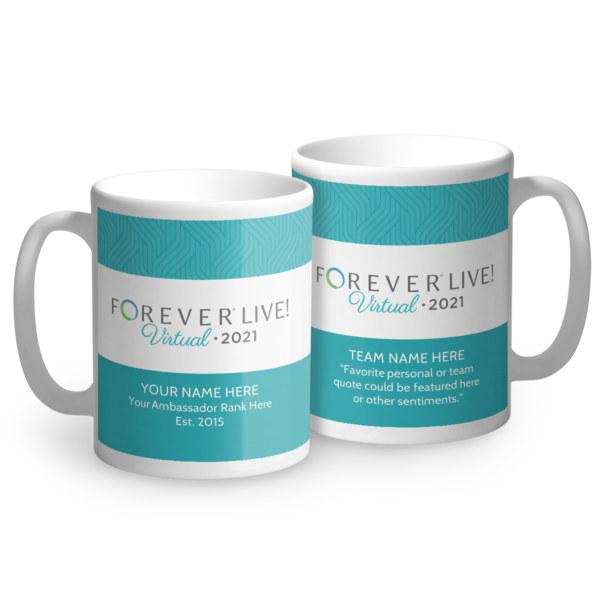 FOREVER Live! Virtual Mug Mug