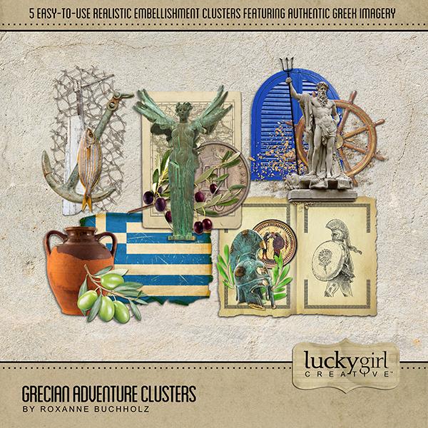 Grecian Adventure Clusters