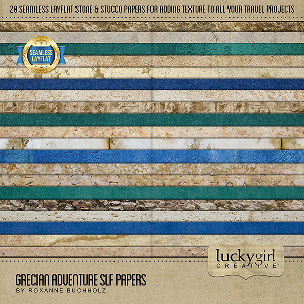 Grecian Adventure SLF Papers