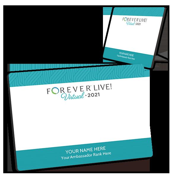 FOREVER Live! Virtual Memo Tabletop