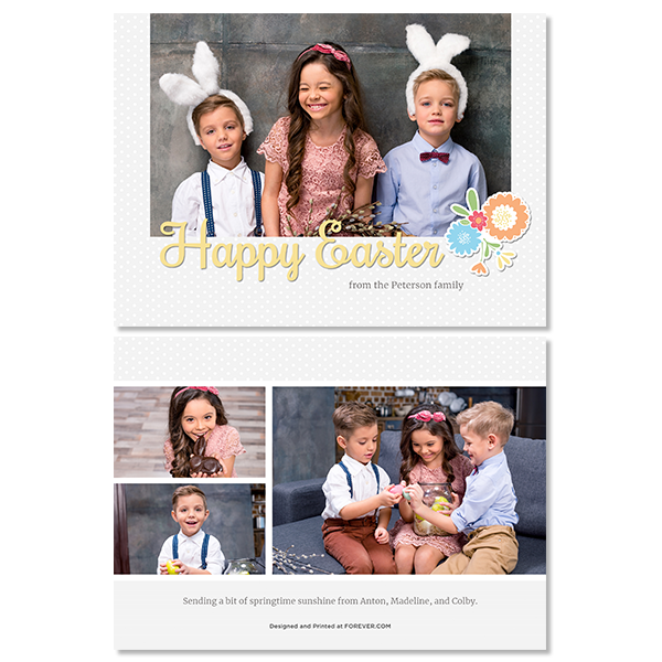 Chic Easter Card