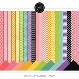 Paper Mashup - May