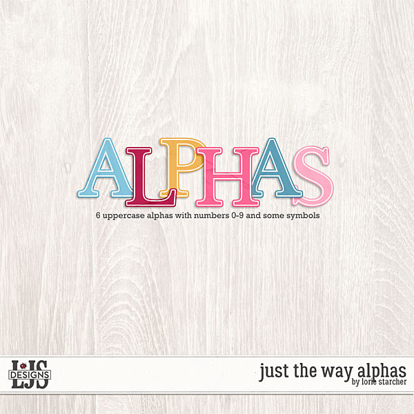 Just The Way Alphas