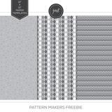 Pattern Makers Freebie