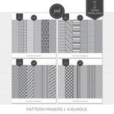 Pattern Makers 1-4 Bundle
