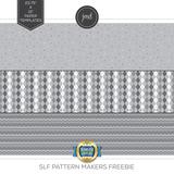 SLF Pattern Makers Freebie