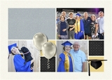 Graduation 7x5 Brag Book