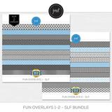 Fun Overlays 1-2 - SLF Bundle