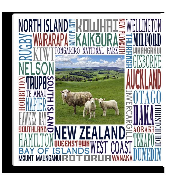 New Zealand Subway Panel Panel