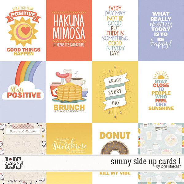 Sunny Side Up Cards