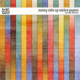 Sunny Side Up Ombre Papers