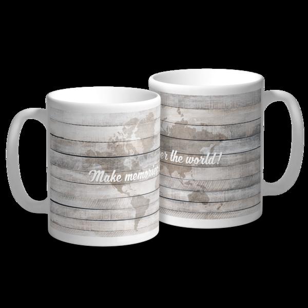 All Over the World Mug Mug