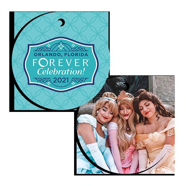 FOREVER Celebration! 2021 Ornament