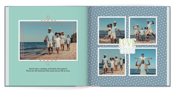 The Little Things Book Photo Book
