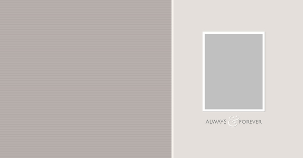 Always & Forever Book
