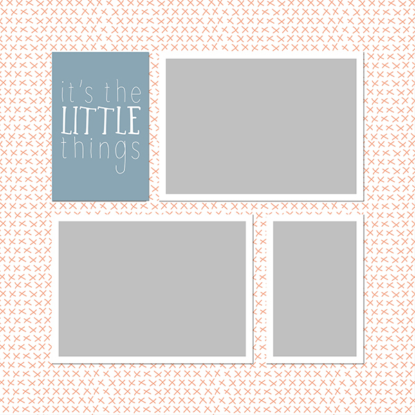 The Little Things Book