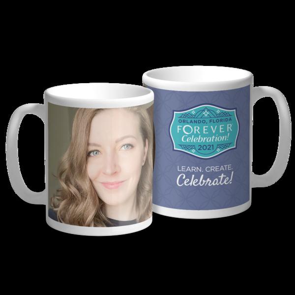 FOREVER Celebration! 2021 Photo Mug Mug