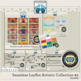 Seamless Layflat Artistic Collection #2 Bundle