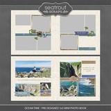 Ocean Time - Pre Designed 5x5 Mini Photo Book