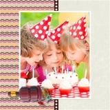 Birthday Girl - Pre Designed Mini Photo Book