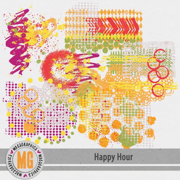 Happy Hour Hodge Podge
