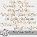 Faith365 Faith, Hope, & Love Titles