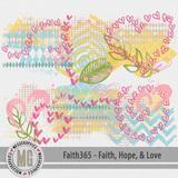 Faith365 Faith, Hope, & Love Hodge Podge