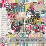 Faith365 Faith, Hope, & Love Kit