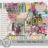 Faith365 Faith, Hope, & Love Bundle