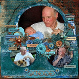 Cant Live With Them Or Without Them Scrap Kit