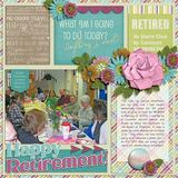 Retired Life Journal Cards