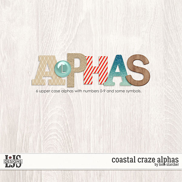 Coastal Craze Alphas