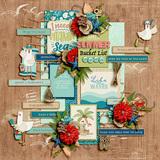 Coastal Craze Cards