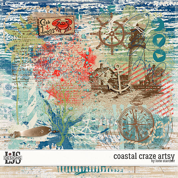 Coastal Craze Artsy