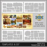 Seamless Layflat Transitions 25-28