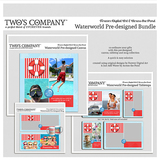 Waterworld Pre-Designed Bundle