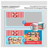 Waterworld Pre-Designed Mug