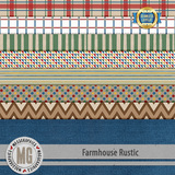 Farmhouse Rustic SLF Papers