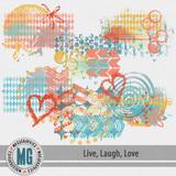 Live, Laugh, Love Hodge Podge