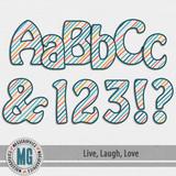 Live, Laugh, Love Alpha