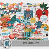 Live, Laugh, Love Bundle