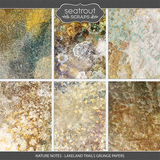 Nature Notes - Lakeland Trails Grunge Papers