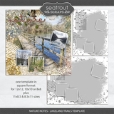 Nature Notes - Lakeland Trails Template