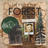 Into the Forest Paper Pak