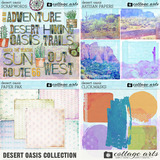Desert Oasis Collection