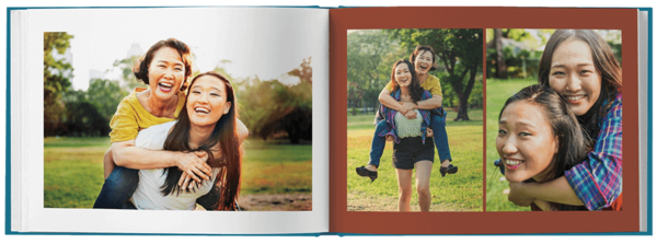 Mini AutoBook Photo Book