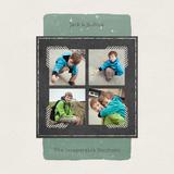 Chalkboard Snapshots Pre-Designed Book