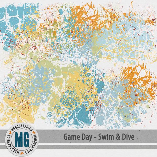 Game Day Swim & Dive Hodge Podge