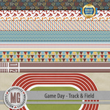 Game Day Track & Field SLF Papers