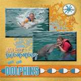 Game Day Swim & Dive Alpha
